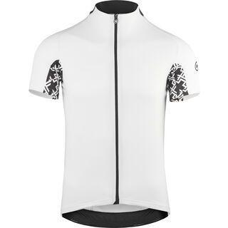 Assos Mille GT Short Sleeve Jersey, holywhite - Radtrikot
