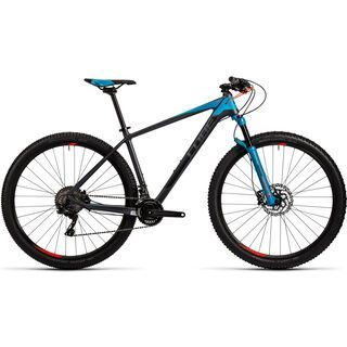 Cube Reaction GTC 29 2016, iridium´n´blue - Mountainbike