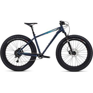 Specialized Fatboy Trail 2017, navy/white/blue - Mountainbike