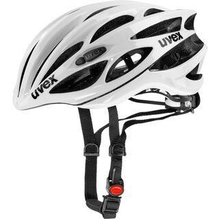 uvex race 1, white - Fahrradhelm
