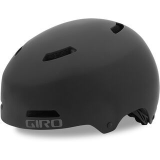 Giro Dime FS, black - Fahrradhelm