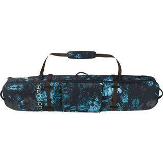 Burton Wheelie Board Case, tie dye trench print - Snowboardtasche