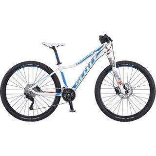 Scott Contessa Scale 700 2016, white/blue/orange - Mountainbike