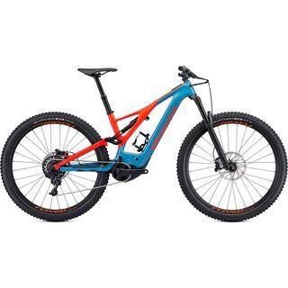 Specialized Turbo Levo FSR Expert Carbon 2019, storm grey/rocket red - E-Bike