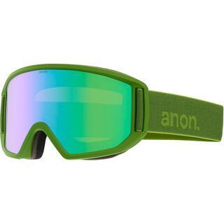 Anon Relapse, Grasshole/Green Solex - Skibrille
