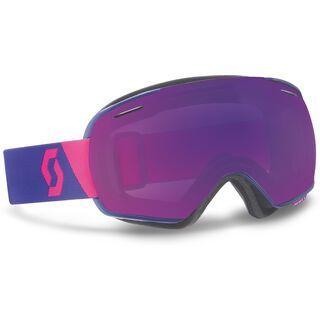 Scott Linx, Purple/Purple Chrome - Skibrille