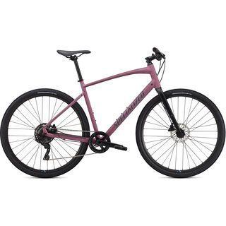 Specialized Sirrus X 3.0 2020, lilac/grey/black reflective - Fitnessbike