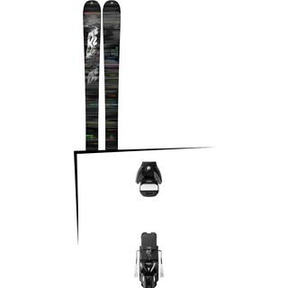 Set: K2 SKI Press 2018 + Atomic STH 13 WTR black/gun metal