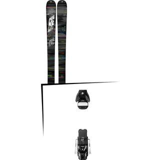Set: K2 SKI Press 2018 + Atomic STH 13 WTR black/gun metal