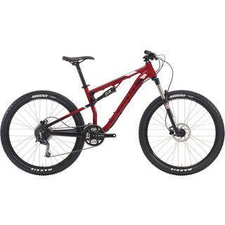Kona Precept 120 2016, darkred/black - Mountainbike
