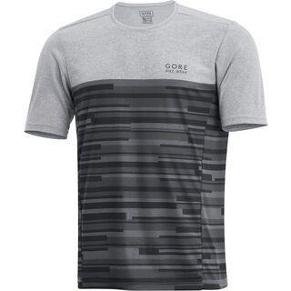 Gore Bike Wear E Stripes Shirt, black grey - Radtrikot