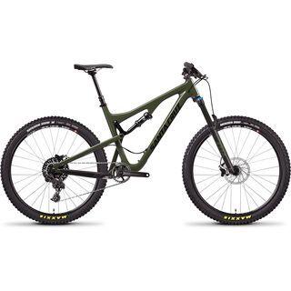 Santa Cruz Bronson C R 2018, olive/black - Mountainbike
