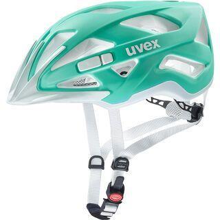 uvex active cc, mint mat - Fahrradhelm