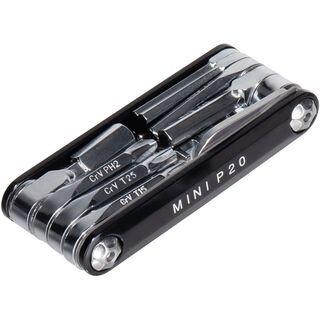 Topeak Mini P20, black - Multitool