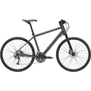 Cannondale Bad Boy 3 2018, black/charcoal gray - Urbanbike