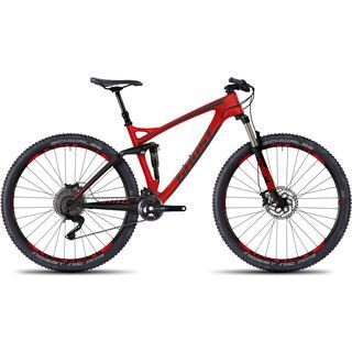 Ghost AMR LC 8 2016, red/black - Mountainbike
