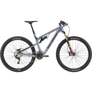 Rocky Mountain Instinct 970 MSL 2x11 2016, grey - Mountainbike