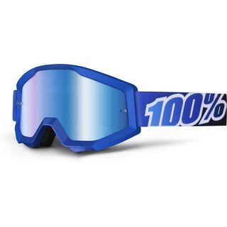 100% Strata, blue lagoon/Lens: mirror blue - MX Brille