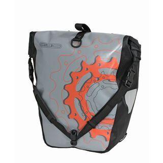 Ortlieb Back-Roller Design Chain, grau-schwarz - Fahrradtasche