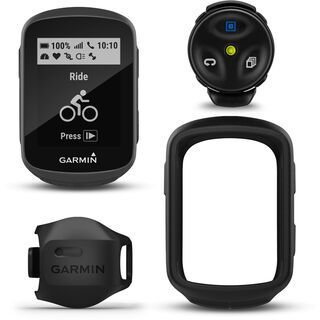 Garmin Edge 130 Plus Mountainbike-Bundle - GPS Fahrradcomputer