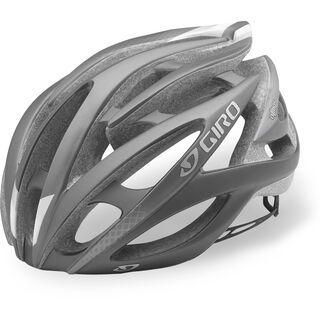 Giro Atmos II, matte titan - Fahrradhelm
