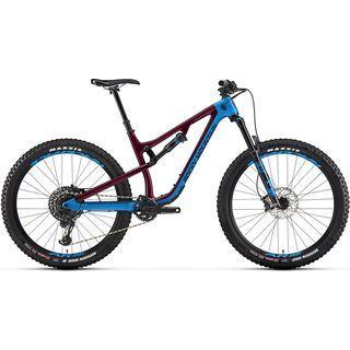 Rocky Mountain Pipeline Carbon 70 2019, blue/cranberry/black - Mountainbike