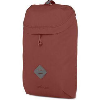 Millican Oli the Zip Pack 15L, rust red - Rucksack