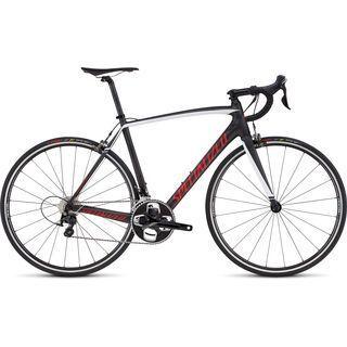 Specialized Tarmac Sport 2016, carbon/white/red - Rennrad