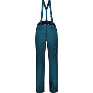 Scott Explorair 3L Women's Pant, majolica blue - Skihose