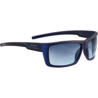 Alpina Slay, nightblue matt/Lens: ceramic blue gradiant - Sonnenbrille