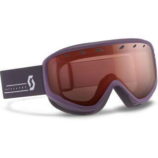 Scott Mia, purple black/light amplifier - Skibrille