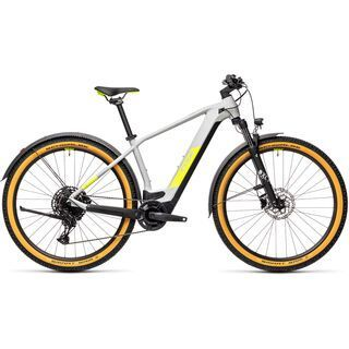 Cube Reaction Hybrid Pro Allroad 500 29 grey´n´yellow 2021