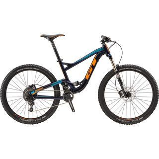 GT Sensor Elite 2018, blue/orange - Mountainbike