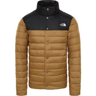 The North Face Uni DRT Mid Layer, british khaki/tnf black - Daunenjacke