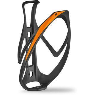 Specialized Rib Cage II, black/gallardo orange - Flaschenhalter