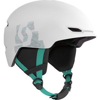 Scott Keeper 2 white/mint green