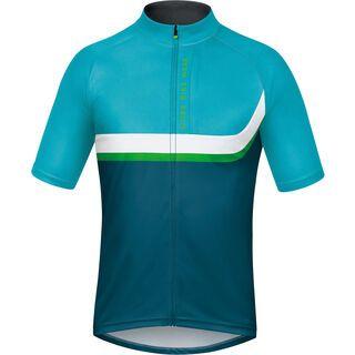 Gore Bike Wear Power Trail Jersey, blue - Radtrikot