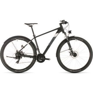 Cube Aim Allroad 29 2020, black´n´white - Mountainbike