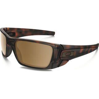 Oakley Fuel Cell, matte tortoise/Lens: tungsten iridium - Sonnenbrille