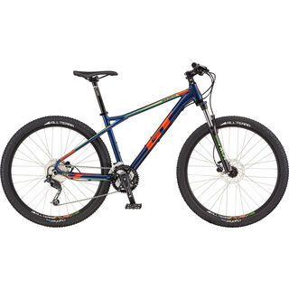 GT Avalanche Comp 2017, navy/red - Mountainbike