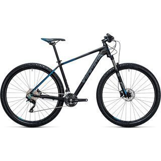 Cube Attention 27.5 2017, black´n´blue - Mountainbike