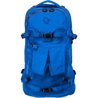 Norrona lofoten Pack 30L Removable Airbag 3.0 Ready, hot sapphire - Rucksack