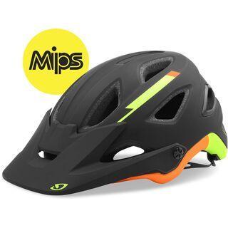 Giro Montaro MIPS, black lime flame - Fahrradhelm