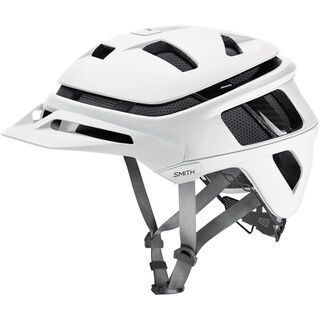 Smith Forefront, matte white grey - Fahrradhelm