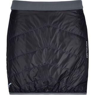 Ortovox Swisswool Light Tec Lavarella Skirt W, black raven - Rock