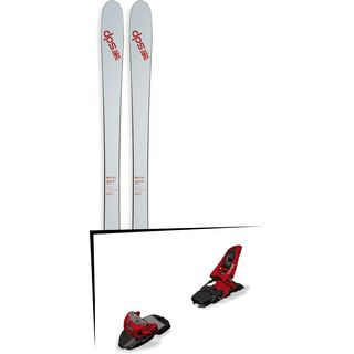 Set: DPS Skis Cassiar 85 2017 + Marker Squire 11 (1685411)