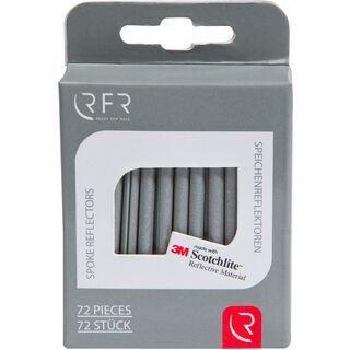 Cube RFR Speichenreflektoren Pro, silver