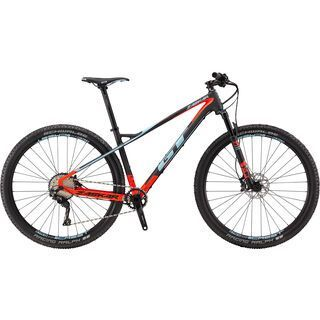 GT Zaskar Carbon Expert 2018, raw/red/blue - Mountainbike