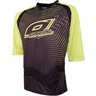 ONeal Stormrider Jersey, lime/black - Radtrikot