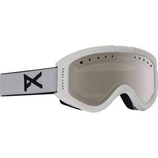 Anon Tracker, white/amber - Skibrille
